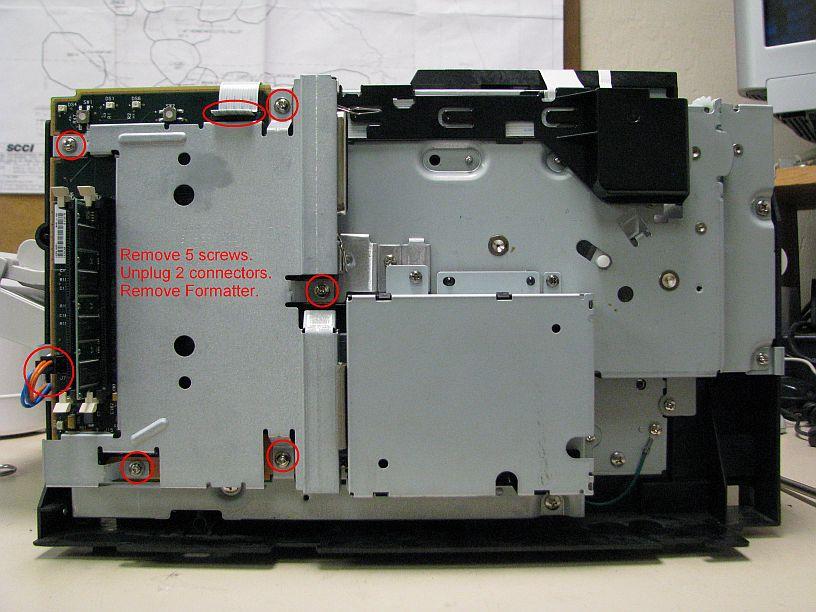 hp2200 sticky solenoids rh 802 11junk com hp 2200 service manual hp 2000 manual